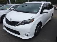 Certified Used 2015 Toyota Sienna SE for sale in Lawrenceville, NJ
