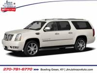 Used 2008 CADILLAC ESCALADE ESV For Sale | Bowling Green KY
