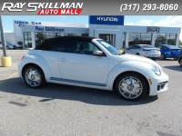 Pre-Owned 2014 Volkswagen Beetle 2.0L TDI W/SOUND/ FWD Convertible