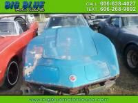 1974 Chevrolet Corvette Sting Ray