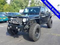 Used 2017 Jeep Wrangler Unlimited Sahara in Cincinnati, OH
