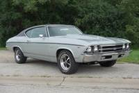1969 Chevrolet Chevelle RESTORED CONDITION- SUPERSPORT- SS502- BIG BLOCK - SEE VIDEO