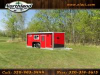 2019 Yetti Traxx Edition - T816-PK 8 ft x 16 ft Ramp Door Model