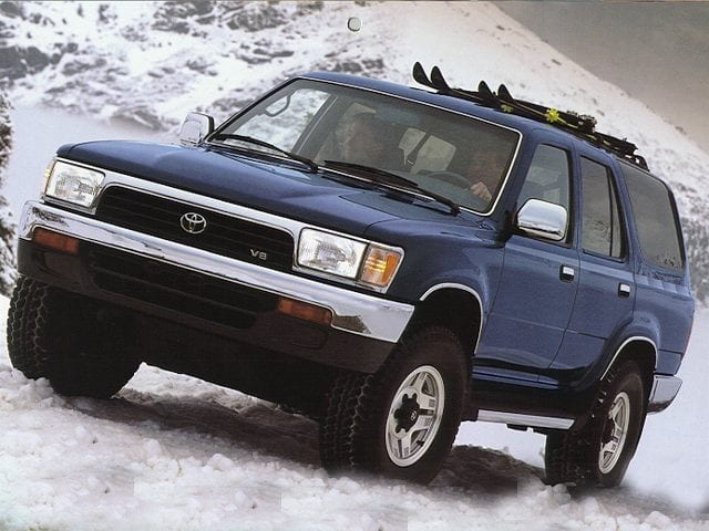 Photo 1994 Toyota 4Runner SR5 V6 3.0L
