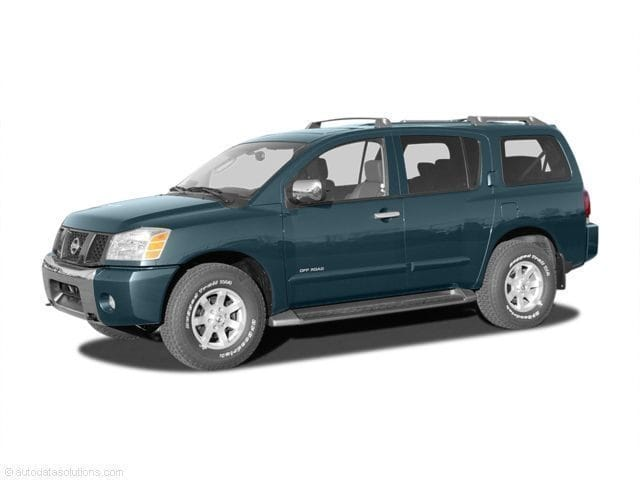 Photo Used 2004 Nissan Armada SUV for sale in Middlebury CT