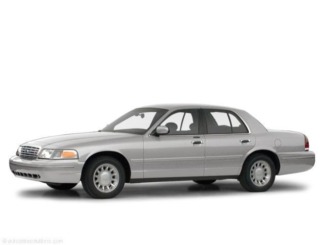 Photo 2000 Ford Crown Victoria LX Sedan in Decatur, TX