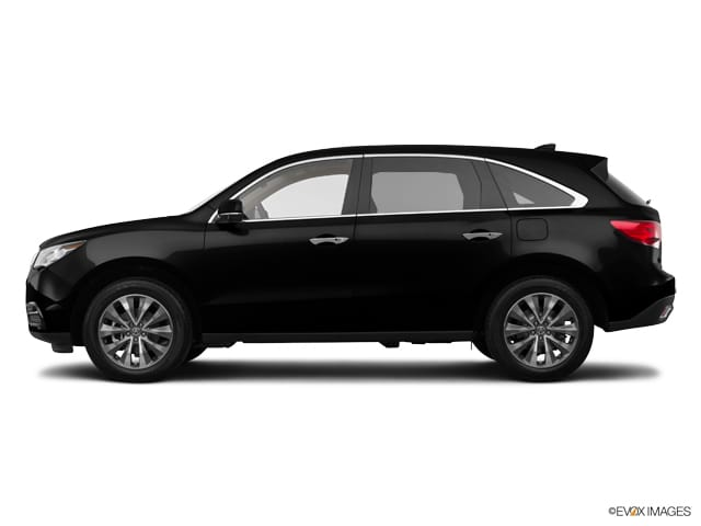 Photo Used 2015 Acura MDX Stock Number809 For Sale  Trenton, New Jersey