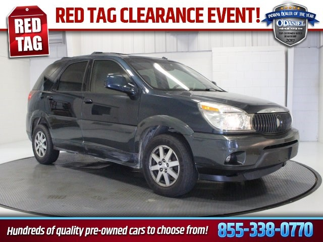 Photo Pre-Owned 2004 Buick Rendezvous SUV Front-wheel Drive Fort Wayne, IN