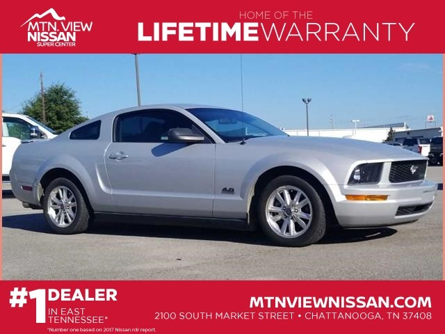 Photo 2007 Ford Mustang Coupe Rear-wheel Drive in Chattanooga, TN