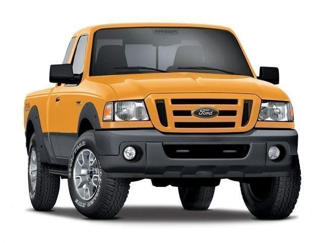 Photo Used 2011 Ford Ranger XLT 6 For Sale in Folsom