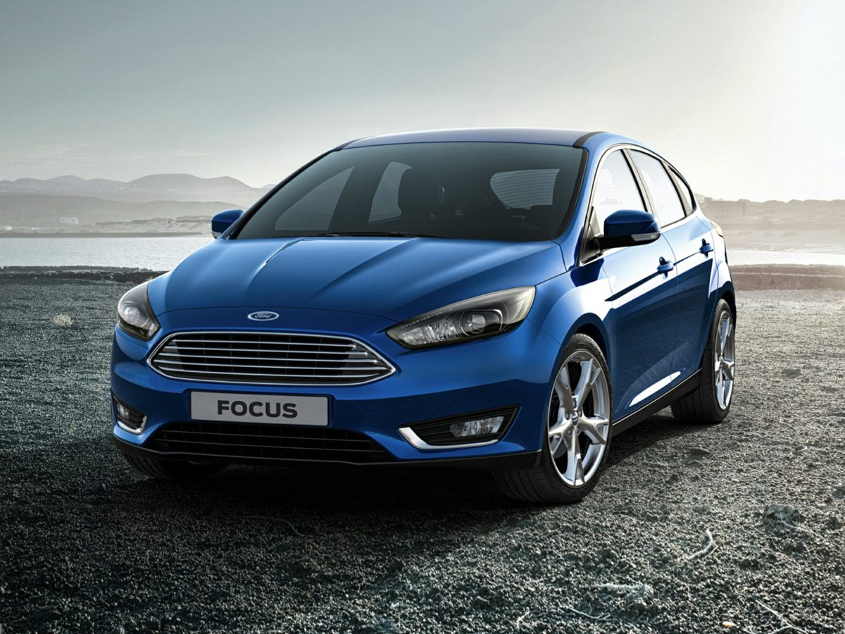 Photo Used 2018 Ford Focus SE Hatchback FWD For Sale in Houston