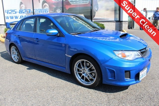 Photo 2014 Subaru Impreza WRX STi For Sale - Seattle  Kirkland WA