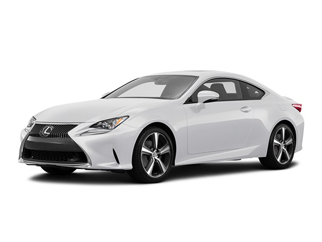 Photo Used 2015 LEXUS RC 350 Base A8 Coupe for Sale in Beaverton,OR