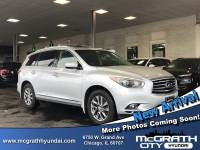 Used 2015 INFINITI QX60 SUV Variable All-wheel Drive in Chicago, IL
