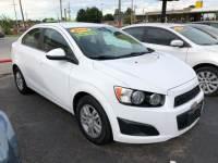 2014 Chevrolet Sonic LT Auto for sale in Tulsa OK