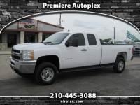 2012 Chevrolet Silverado 2500HD Extended Cab LWB 4x4 6.0L V-8 Automatic 1 Owner Ni