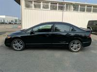 Used 2008 Honda Civic Sdn Si Sedan