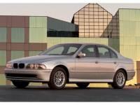 2001 BMW 530iA Sedan I-6 cyl