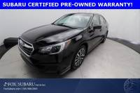 2018 Subaru Legacy 2.5i Sedan