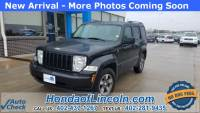 Pre-Owned 2008 Jeep Liberty Sport 4WD 4D Sport Utility