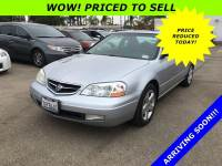 Used 2001 Acura CL Type S in Oxnard CA
