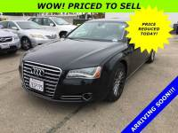 Used 2014 Audi A8 L 4.0T in Oxnard CA
