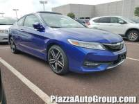 Certified 2017 Honda Accord Coupe Touring in Limerick, PA