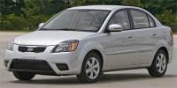 Pre Owned 2010 Kia Rio 4dr Sdn Auto LX VINKNADH4A3XA6638083 Stock Number8859301