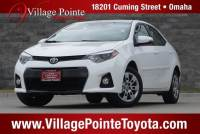 2015 Toyota Corolla S Sedan FWD for sale in Omaha