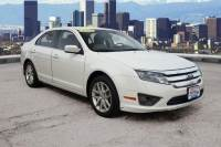 Certified Pre-Owned 2012 Ford Fusion For Sale inThornton near Denver | Serving Arvada, Westminster, CO, Lakewood, CO & Broomfield, CO | VIN:3FAHP0JG6CR421841