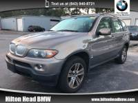 2004 BMW X5 4.4i * One Owner Trade In * All-Wheel Drive * Navi SUV All-wheel Drive