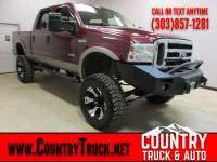 2006 Ford Super Duty F-250 Lariat Crew Cab Long Bed 4WD
