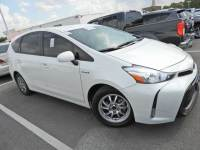2015 Toyota Prius v Four Leather, Navigation & Smart Key Wagon Front-wheel Drive 5-door