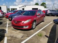Pre-Owned 2009 Mazda6 i Touring Front Wheel Drive Cars