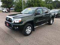 Certified Pre-Owned 2013 Toyota Tacoma STD 4D Double Cab 4WD