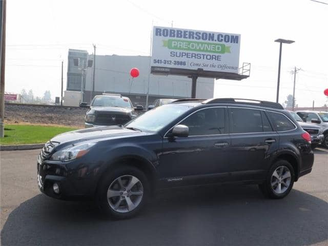 Photo Used 2014 Subaru Outback 3.6R Limited All-wheel Drive SUV For Sale Bend, OR