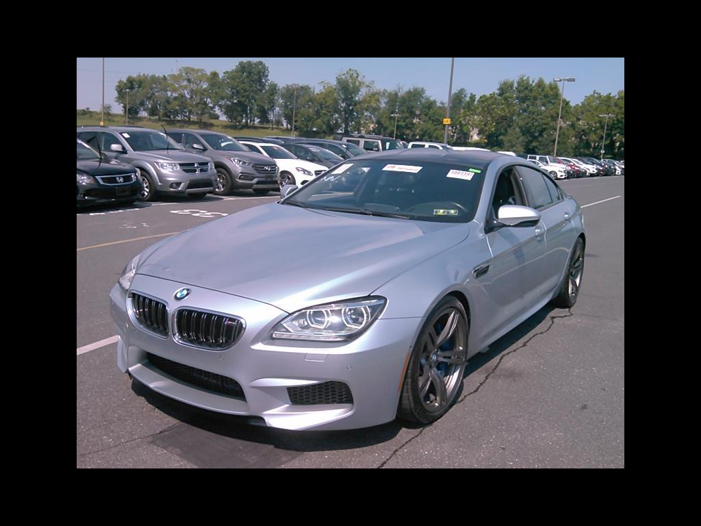 Photo 2014 BMW M6 Gran Coupe