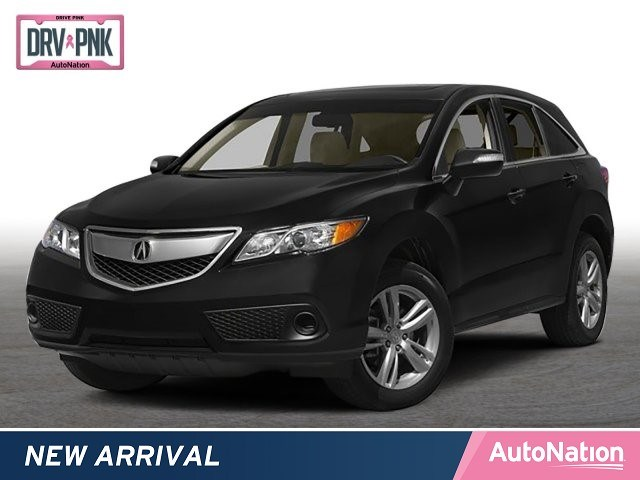 Photo 2015 Acura RDX Base wTechnology Package A6