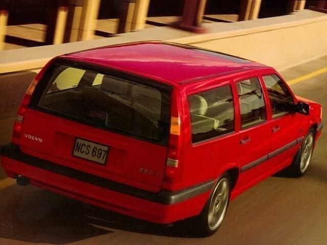 Photo 1997 Volvo 850 GLT Wagon