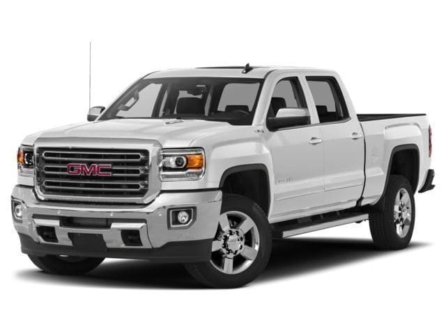 Photo 2018 Certified Used GMC Sierra 2500HD Truck Crew Cab SLT Summit White For Sale Manchester NH  Nashua  StockPS6049