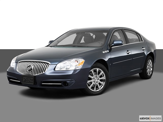 Photo Used 2010 Buick Lucerne CXL for sale on Cape Cod, MA