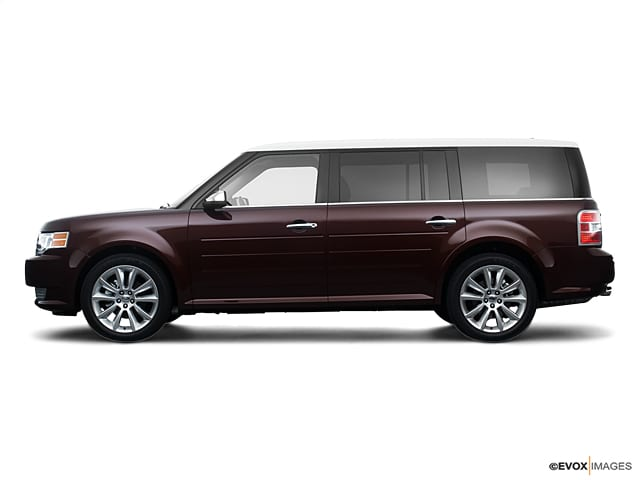 Photo 2009 Ford Flex Limited AWD Limited Crossover 6 Cylinder in Detroit, MI