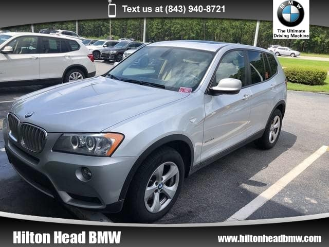 Photo 2011 BMW X3 28i  Clean One Owner Trade In  All-Wheel Drive  SAV All-wheel Drive