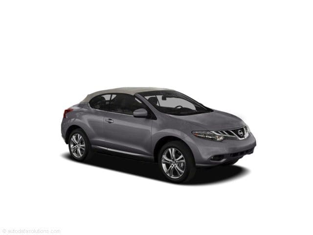 Photo Used 2011 Nissan Murano Crosscabriolet AWD 2dr Convertible Convertible in St. Louis, MO
