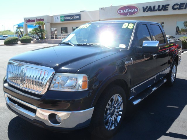 Photo 2008 Lincoln Mark LT Base Truck Crew Cab