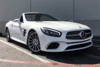Pre-Owned 2018 Mercedes-Benz SL SL 550 Rear Wheel Drive Convertible