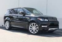 Pre-Owned 2015 Land Rover Range Rover Sport HSE Four Wheel Drive SUV