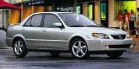 Pre-Owned 2002 Mazda Protege FWD 4dr Car