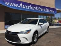 2015 Toyota Camry LE 5 YEAR/60,000 MILE FACTORY POWERTRAIN WARRANTY