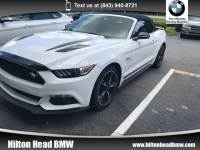 2016 Ford Mustang GT Premium*CARFAX 1 OWNER*NAVIGATION*SHAKER AUDIO Convertible Rear-wheel Drive